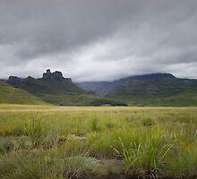 Drakensberg Landscape by Matt Jenner