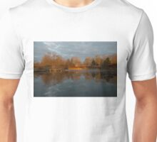 Of Trees and Mirrors - Lake Ontario, Toronto, Canada Unisex T-Shirt