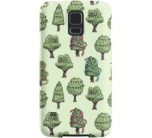 Decorated Trees Samsung Galaxy Case/Skin