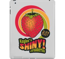 Shiny Berries iPad Case/Skin