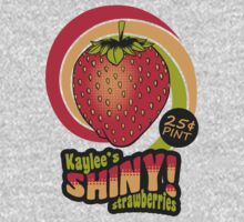 Shiny Berries Kids Tee