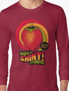 Shiny Berries Long Sleeve T-Shirt