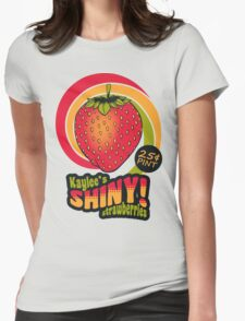 Shiny Berries Womens T-Shirt