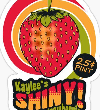 Shiny Berries Sticker