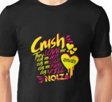 2NE1 Crush Unisex T-Shirt
