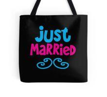 Just Married!  Tote Bag