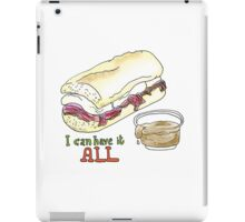 I can have it all! 30 Rock tribute iPad Case/Skin