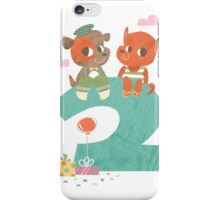 2 is the best number iPhone Case/Skin