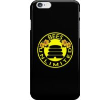Bees Unlimited iPhone Case/Skin