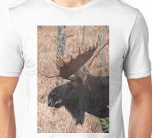 Bull moose - Algonquin Park, Ontario Unisex T-Shirt