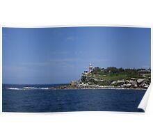Hornby Lighthouse - South Head, Sydney Poster