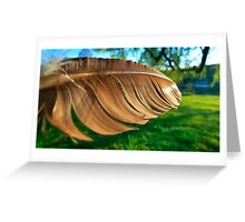 Of a Feather 2 Greeting Card