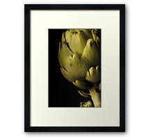 Art Veggie Framed Print
