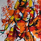 Nude Study  by Reynaldo