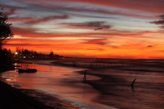 Sunset by Manik Singh
