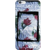 Old Age iPhone Case/Skin