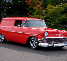 1956 Chevrolet Sedan Delivery I by DaveKoontz