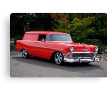 1956 Chevrolet Sedan Delivery I Canvas Print