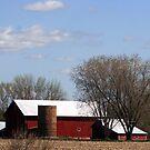 Wisconsin Farm by kkphoto1