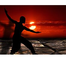 Martial arts  Photographic Print