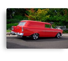1956 Chevrolet Sedan Delivery VI Canvas Print