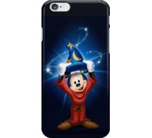 Sorcerer Mickey iPhone Case/Skin