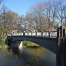Lincoln Park Bridge by kkphoto1