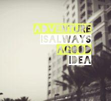 Adventure by tinacrespo
