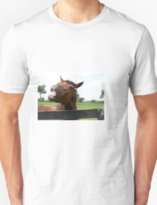Special Ring - Old Friend's Equine Unisex T-Shirt