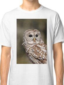 Barred Owl - Brighton, ON Classic T-Shirt