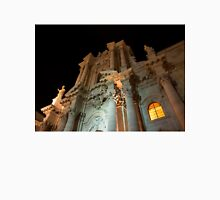 Cathedral of Syracuse (Duomo di Siracusa) in Sicily, Italy Unisex T-Shirt
