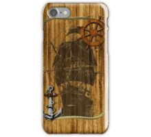 Historical Sailing Ship iPhone Case/Skin