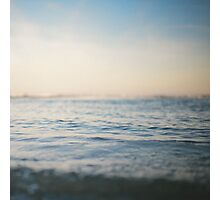 Sinking in Thin Air Photographic Print