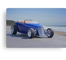 1933 Ford 'Beach Party' Roadster Canvas Print