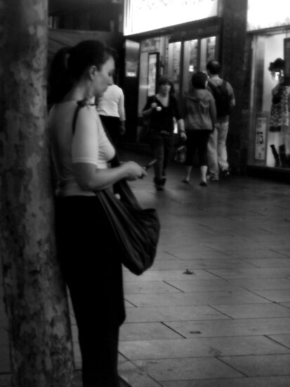 Waiting by Andrew  Makowiecki