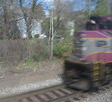 1127 MBTA Commuter Rail by Eric Sanford