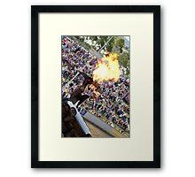 RES 2010 - 14 Framed Print