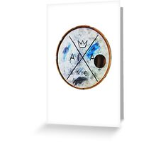 American authors Greeting Card