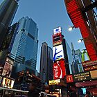Times Square, NY by Stephen Burke