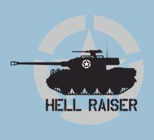 Hell Raiser by DarkHorseDesign