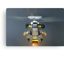 Batcopter Canvas Print