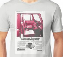 The Improved Commer Van advert - 1971! Unisex T-Shirt