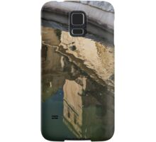 Reflecting on Noto and Its Beautiful Sicilian Baroque Architecture Samsung Galaxy Case/Skin