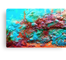 Fantasea Canvas Print