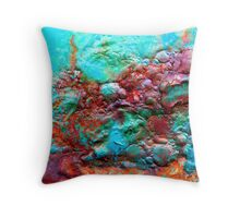 Fantasea Throw Pillow