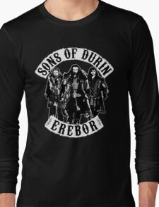 Sons of Durin Long Sleeve T-Shirt