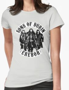 Sons of Durin Womens Fitted T-Shirt