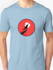 The Crow (red sky) T-Shirt