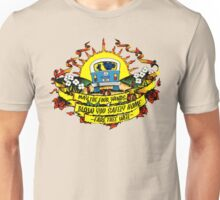 May The Four Winds Blow You Safely Home - Fare Thee Well Unisex T-Shirt