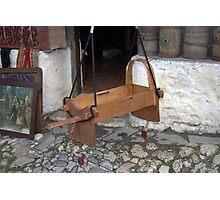 Albanian ancient artifact 02 Photographic Print